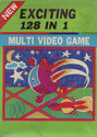 128 Games Atari cartridge scan