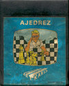 Ajedrez Atari cartridge scan