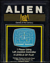 Alien Atari cartridge scan