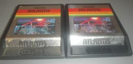 Atlantis II Atari cartridge scan