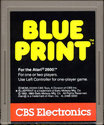 Blueprint Atari cartridge scan