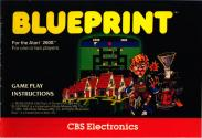 Blueprint Atari instructions