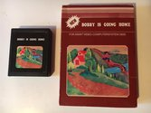 Bobby Is Going Home Atari cartridge scan