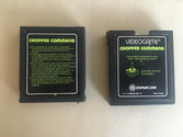 Chopper Command Atari cartridge scan
