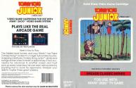 Donkey Kong Junior Atari cartridge scan
