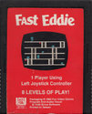 Fast Eddie Atari cartridge scan