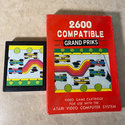 Grand Priks Atari cartridge scan