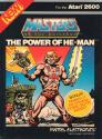 Masters of the Universe - The Power of He-Man Atari cartridge scan