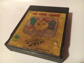 Ms Pac-Man Atari cartridge scan