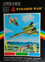 Pyramid War Atari cartridge scan