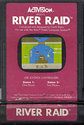 River Raid Atari cartridge scan
