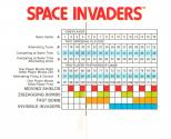 Space Invaders Atari instructions