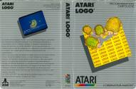 Atari LOGO Atari cartridge scan