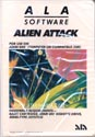 Alien Attack Atari disk scan