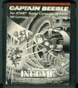 Captain Beeble Atari cartridge scan