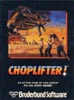 Choplifter! Atari cartridge scan