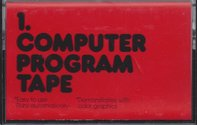 Computer Coach Atari tape scan