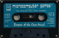 Empire of the Over-Mind Atari tape scan