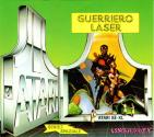 Guerriero Laser Atari tape scan