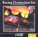 Racing Destruction Set Atari disk scan