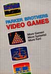 Atari Parker Brothers (USA)  catalog