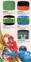 Basketball Atari catalog