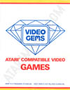 Atari Video Gems  catalog