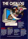 Atari Antic Publishing Spring 1987 catalog