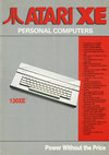 Atari Atari (UK) 130 XE catalog