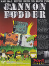 Cannon Fodder Atari Posters