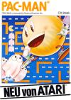 Pac-Man Atari Stickers
