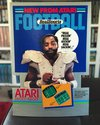 RealSports Football Atari Dealer Displays