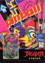 Pinball Fantasies Atari cartridge scan