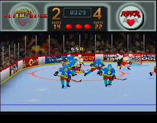 JHL 15 atari screenshot