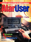 AtariUser issue Issue 03