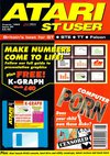 Atari ST User issue Issue 090