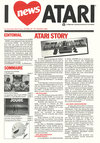 Atari News issue N° 001