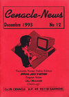 Cénacle-News issue No. 12