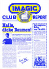 Imagic Club Report issue Ausgabe 1