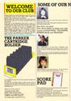 Parker Video Games Club Newsletter (No. 1) - 2/5