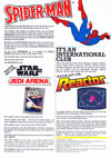 Parker Video Games Club Newsletter (No. 1) - 4/5