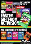 An Easter Gift from Activision.
