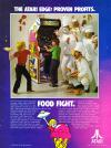 Food Fight - The Atari Edge: Proven Profits