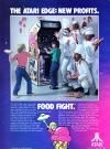 Food Fight - The Atari Edge: New Profits