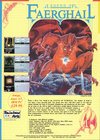 Legend of Faerghail Atari ad