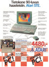 PC Speed Atari ad