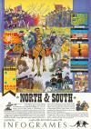 North & South Atari ad