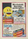Win a Fantastic Atari Video Games System.