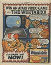Win an Atari Video Game With The Weetabix!!