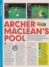 Pool (Archer Maclean's) Atari review